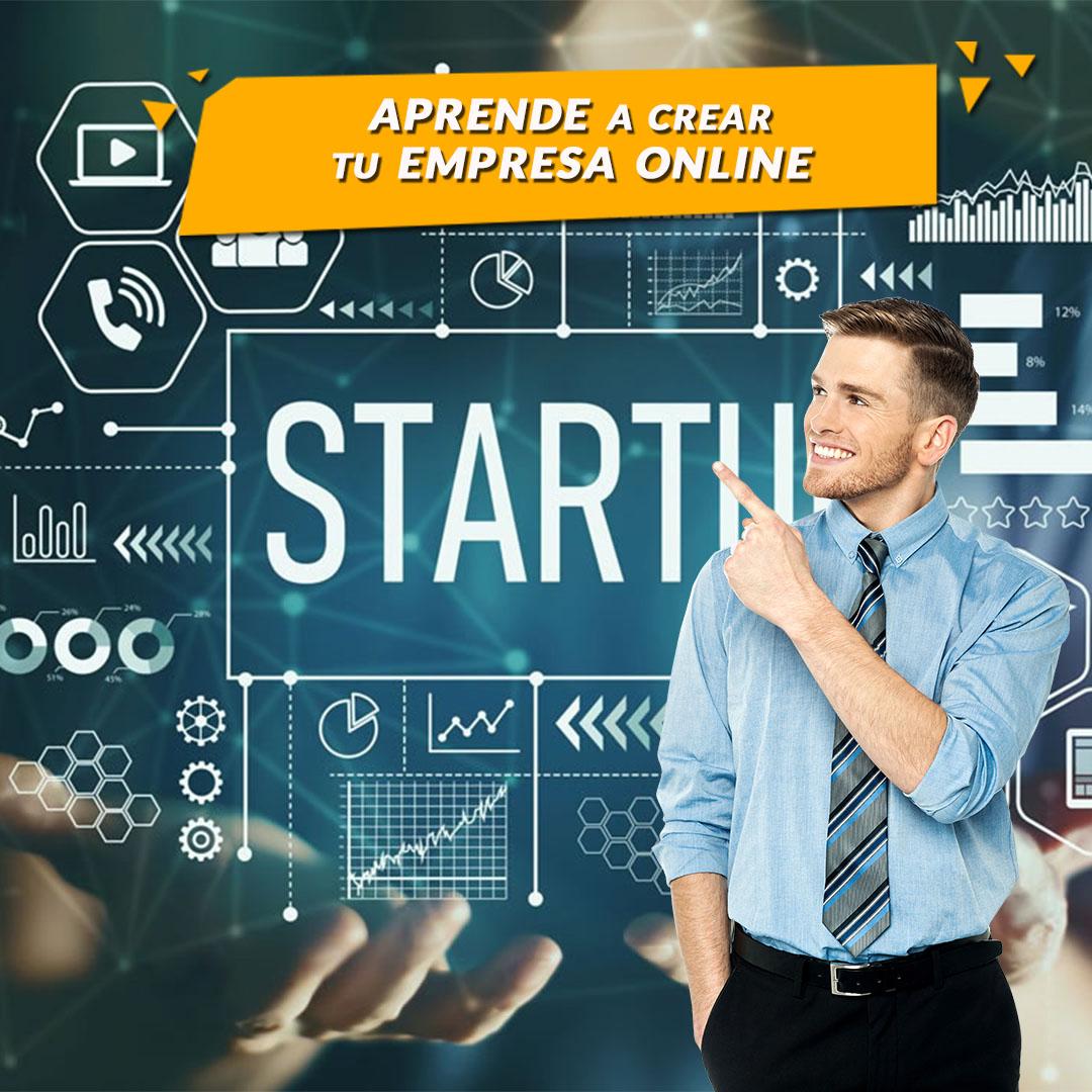 Curso Creación de Empresas Online