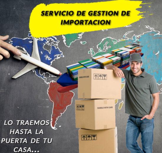gestion de importacion desde china a chile