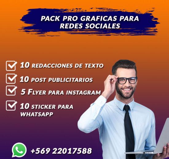 pack pro graficas para redes sociales